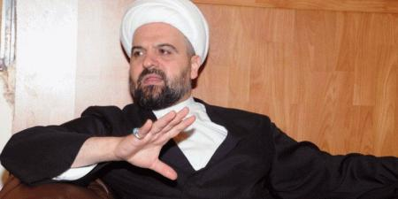"""اخر اخبار لبنان  : قبلان يفجر قنبلة """"فيدرالية"""".. و""""التيار"""": الدين لا شأن له بالسياسة"""
