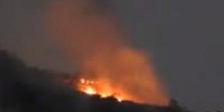 اخبار السعودية اليوم - مكة.. نشوب حريق بأحد جبال محافظة أضم ومخاوف من انتقاله للمناطق السكنية (فيديو)