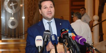 اخر اخبار لبنان  : نديم الجميل: هل يتذكر رئيس الجمهورية هذا الكلام؟